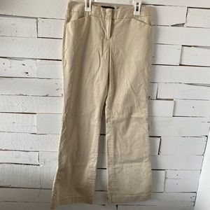 Express Editor Low Rise Flare Dress Pants. Size 2R
